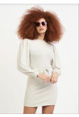 Dex Mini Sweatshirt Dress, Oatmeal