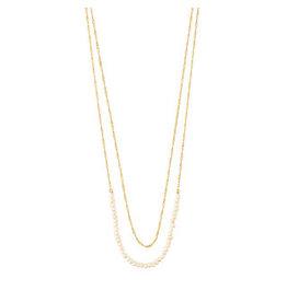 Pilgrim Pilgrim Necklace Native Beauty, Gold