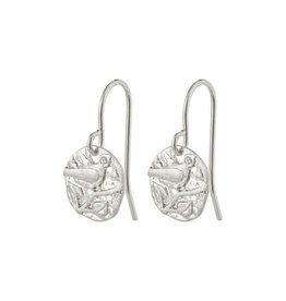Pilgrim Pilgrim Earrings Blair, Silver