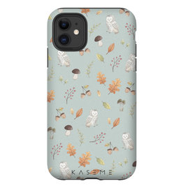 KaseMe Foliage Blue, IPhone11/XR