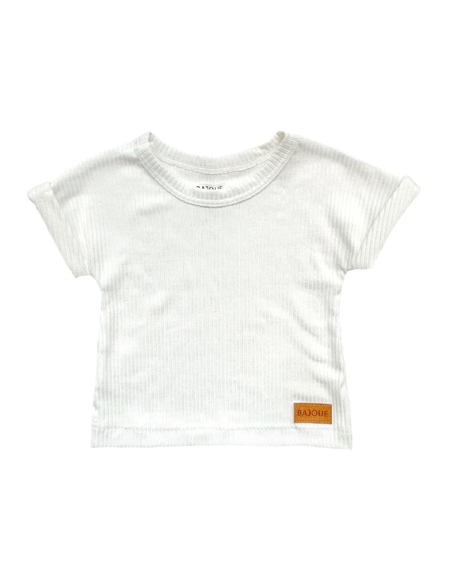 Bajoue Bajoue T-Shirt, Creme