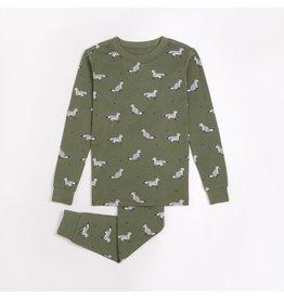 Petit Lem Ensemble Pyjamas 2Mcx, Fox Sleep