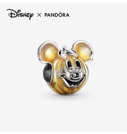Pandora Pandora Charm, 799599C01, Disney Mickey Mouse Pumpkin