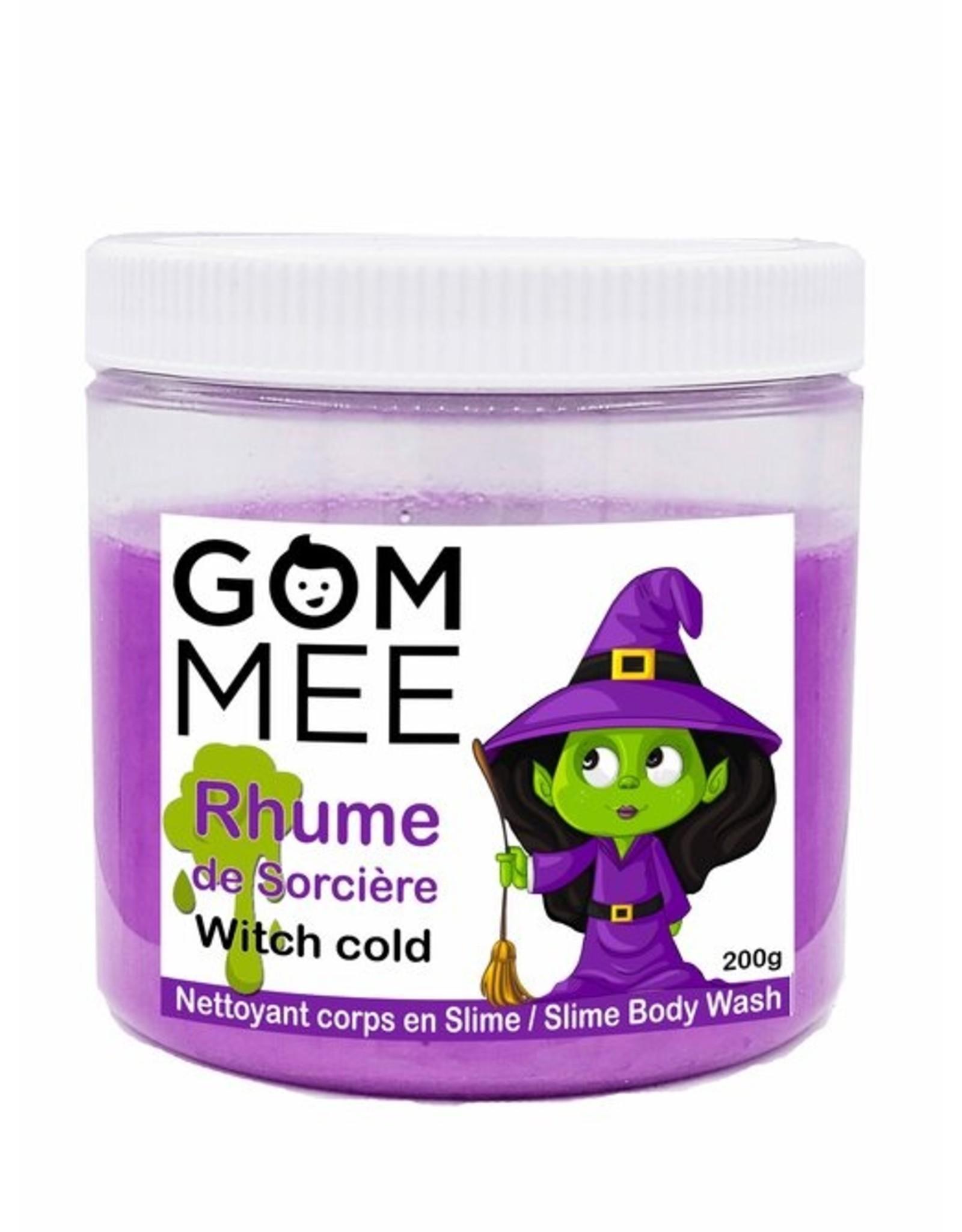 Gom-Mee Gom-Mee, Slime Nettoyante, Rhume De Sorciere