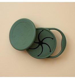Minika Minika Bol A Collation Avec Couvercle Leaf