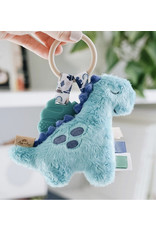 Itzy Ritzy Itzy Pal Plush + Theeter- Dino