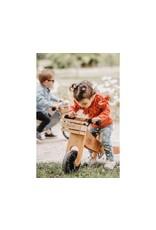 Kinderfeets Kinderfeets Tiny Tot Plus Balance Bike, Bamboo