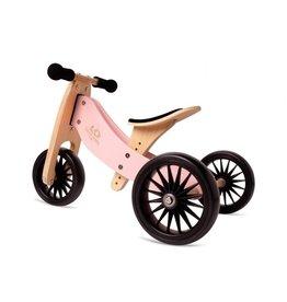 Kinderfeets Kinderfeets Tiny Tot Plus Balance Bike, Rose