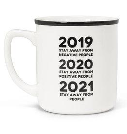 Mug, Stay Away