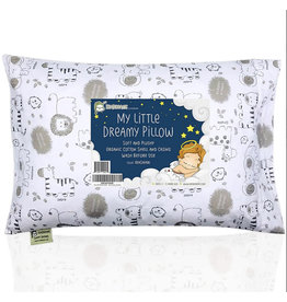 KeaBabies, Toddler Pillow With Pillowcase, KeaSafari