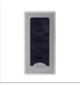 Newcastle Classics, Midnight Moon Bamboo Swaddle