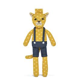 Apple Park, Charlie Cheetah Pacifier Buddy