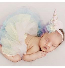 JLIKA, Unicorn NewBorn Baby Girl Tutu Set