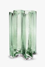 Crosses vase by Bodil Kjaer   Green   H19.5cm