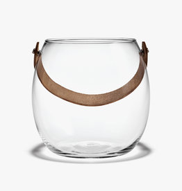 Design with Light Jar by Maria Berntsen | Clear | H16cm