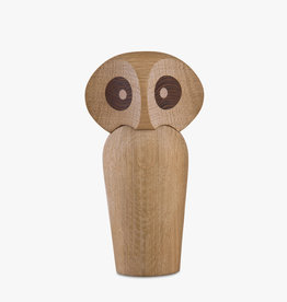Owl by Paul Anker | Oak | 120mm