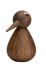 Large bird by Kristian Vedel | Smoked oak
