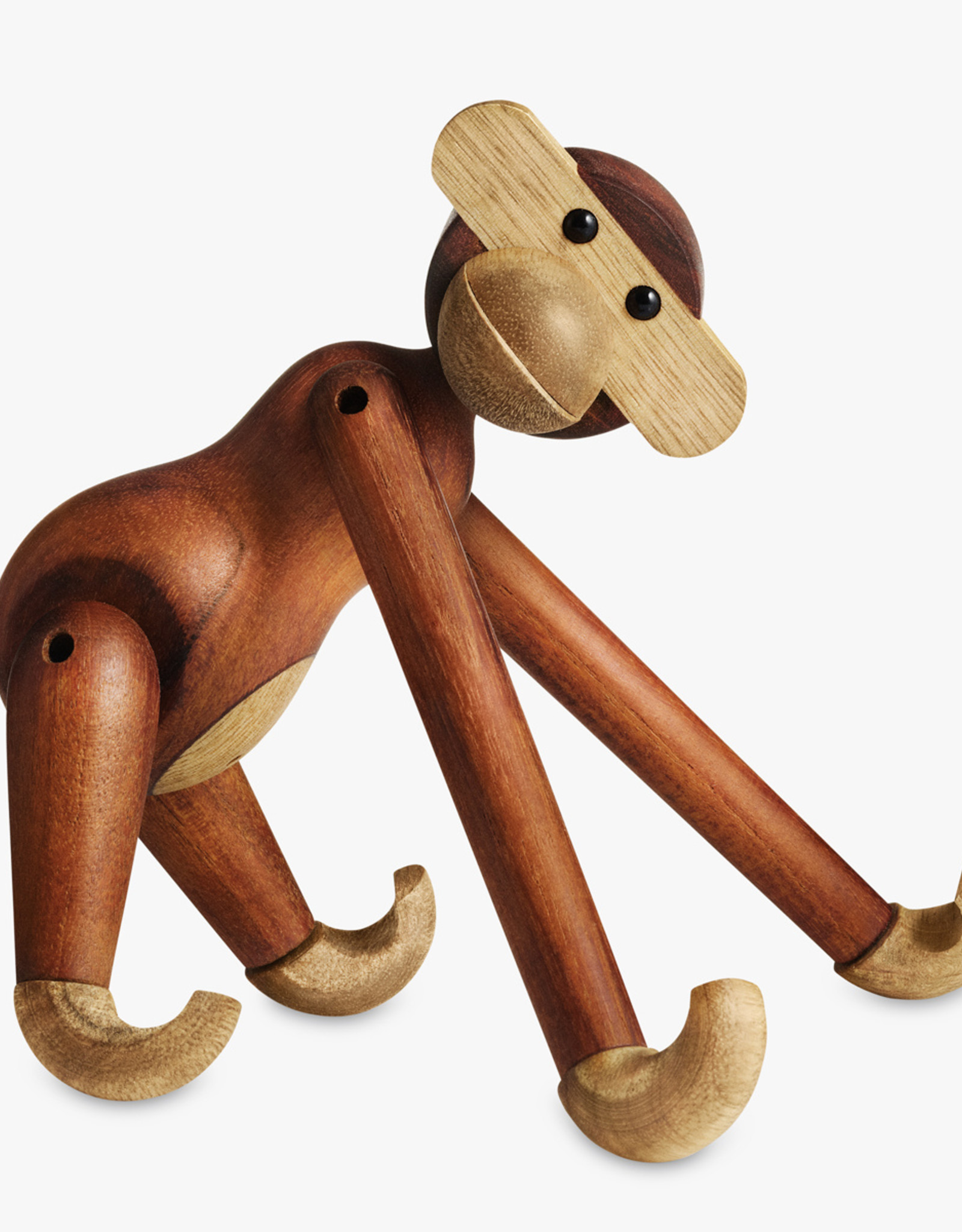 Monkey by Kay Bojesen | M | Teak and limba | H280mm