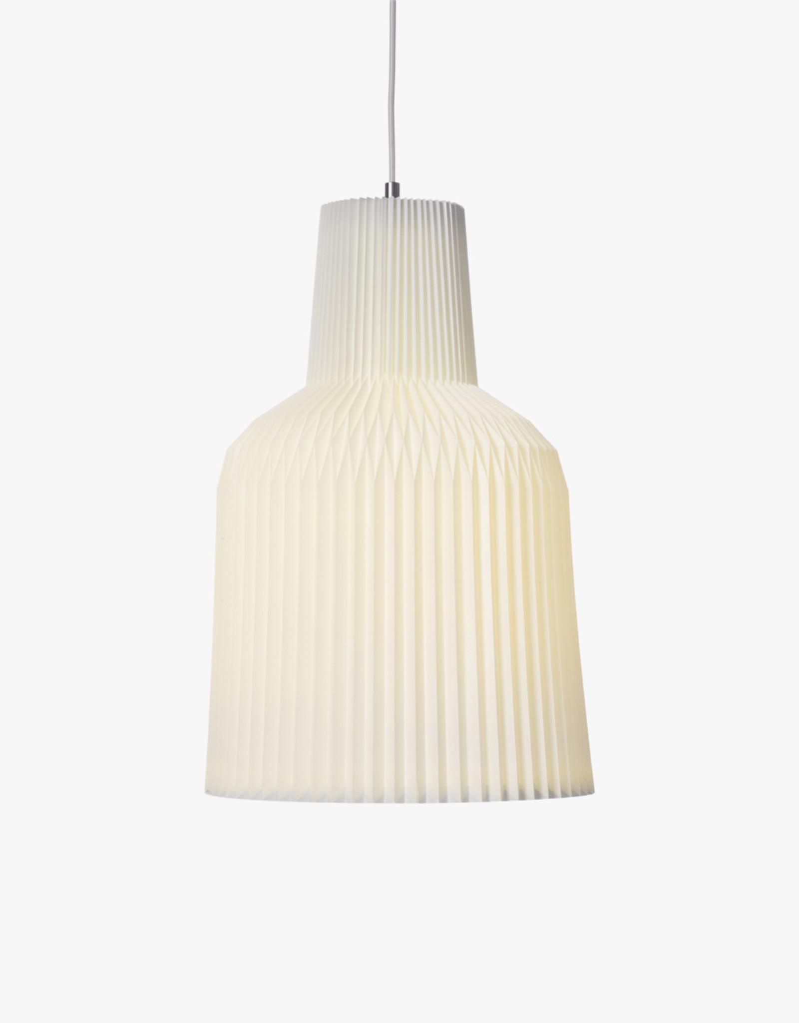 La Cloche 145 pendant by Aurelién Barbry | L | Plastic |  Dia30cm x H44cm | 1x E27 800 LM max. 20W LED bulb required