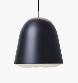 Caché pendant light by Aurelién Barbry | Black | L | W40cm x H42cm |1x E27 1200 LM max. 20W LED bulb required