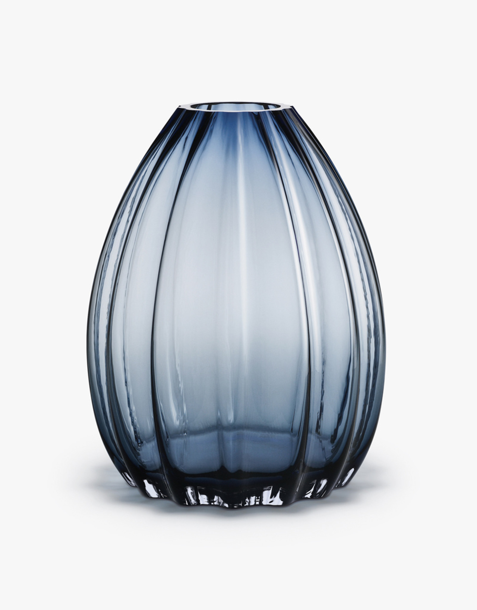 2Lips vase by Maria Kariis | Blue | H340mm