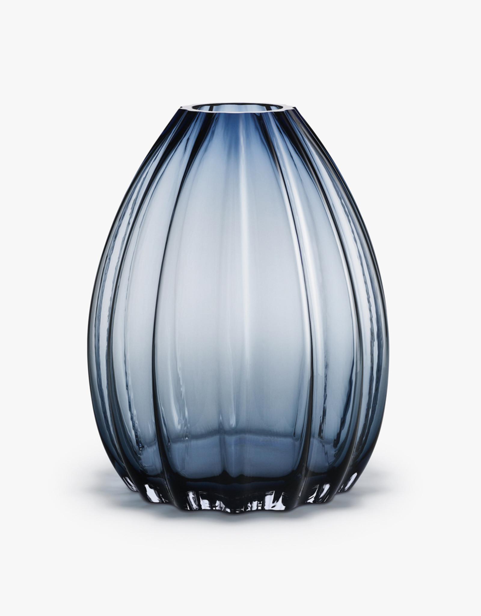 2Lips vase by Maria Kariis | Blue | H34cm