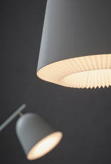 Caché pendant light by Aurelién Barbry | Grey | S