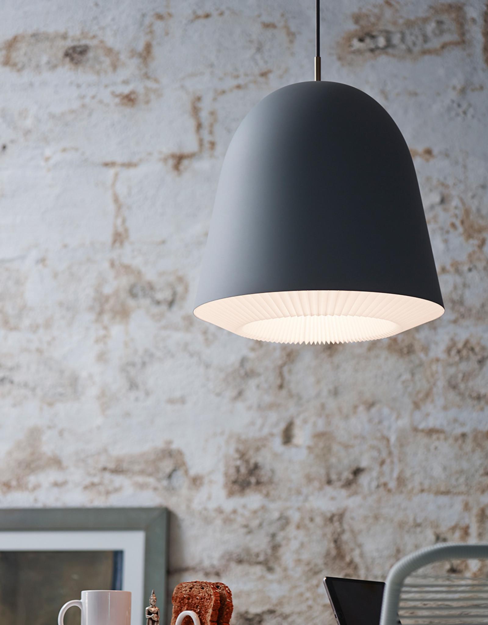 Caché pendant light by Aurelién Barbry | Grey | L