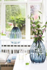 2Lips vase by Maria Kariis | Blue | H450mm