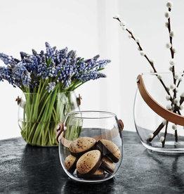 Design with Light Jar by Maria Berntsen | Clear | H10cm