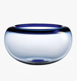 Provence Bowl by Per Lutken | Blue | 310mm | Colour discontinued - until stock lasts