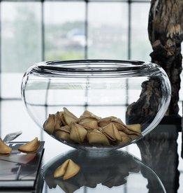 Provence Bowl by Per Lutken   Clear   Dia31cm