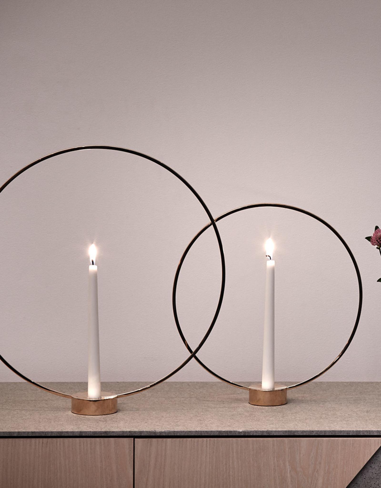Gloria Ring by Mats Broberg and Johan Ridderstrale | Brass | S
