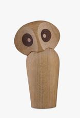Owl by Paul Anker | Oak | 120mm
