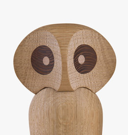 Owl by Paul Anker | Oak | 170mm