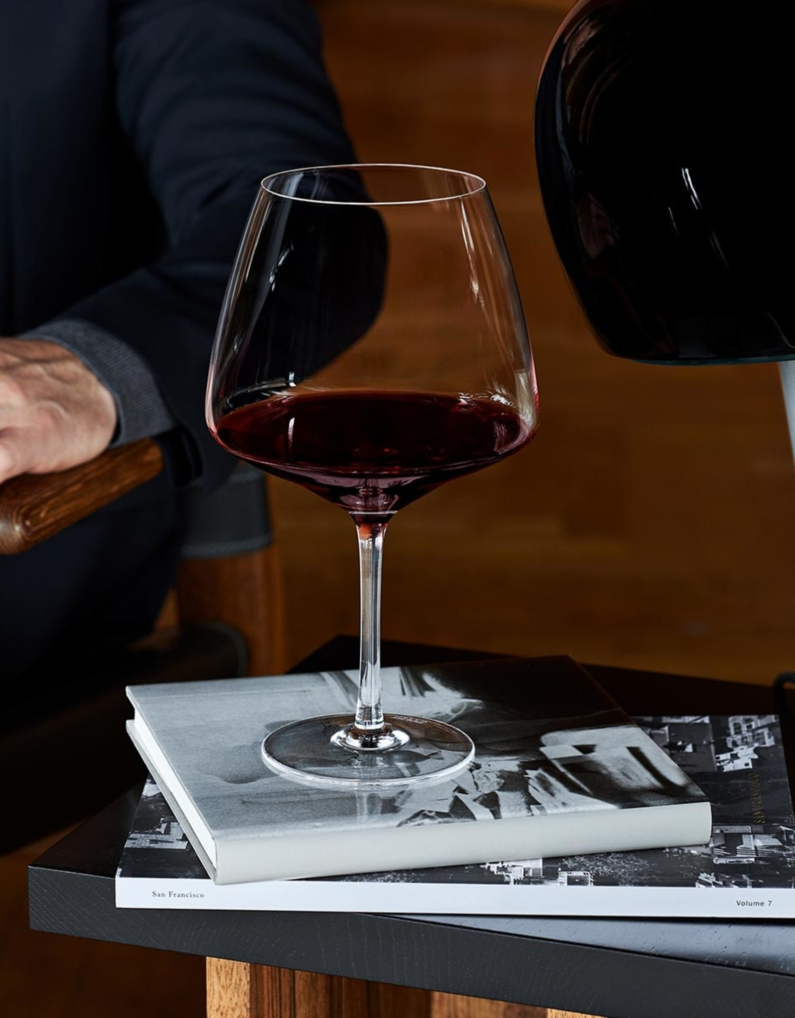 Perfection The Bowl Wine Glass by Tom Nybroe |1.4L