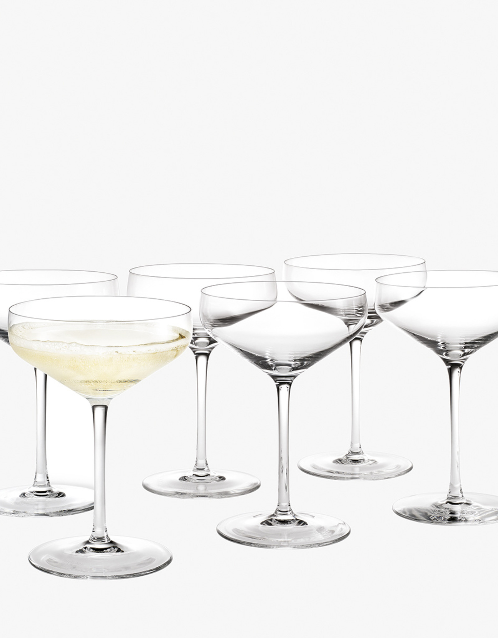 Perfection Cocktail Glasses by Tom Nybroe | Set of 6 | 38cl