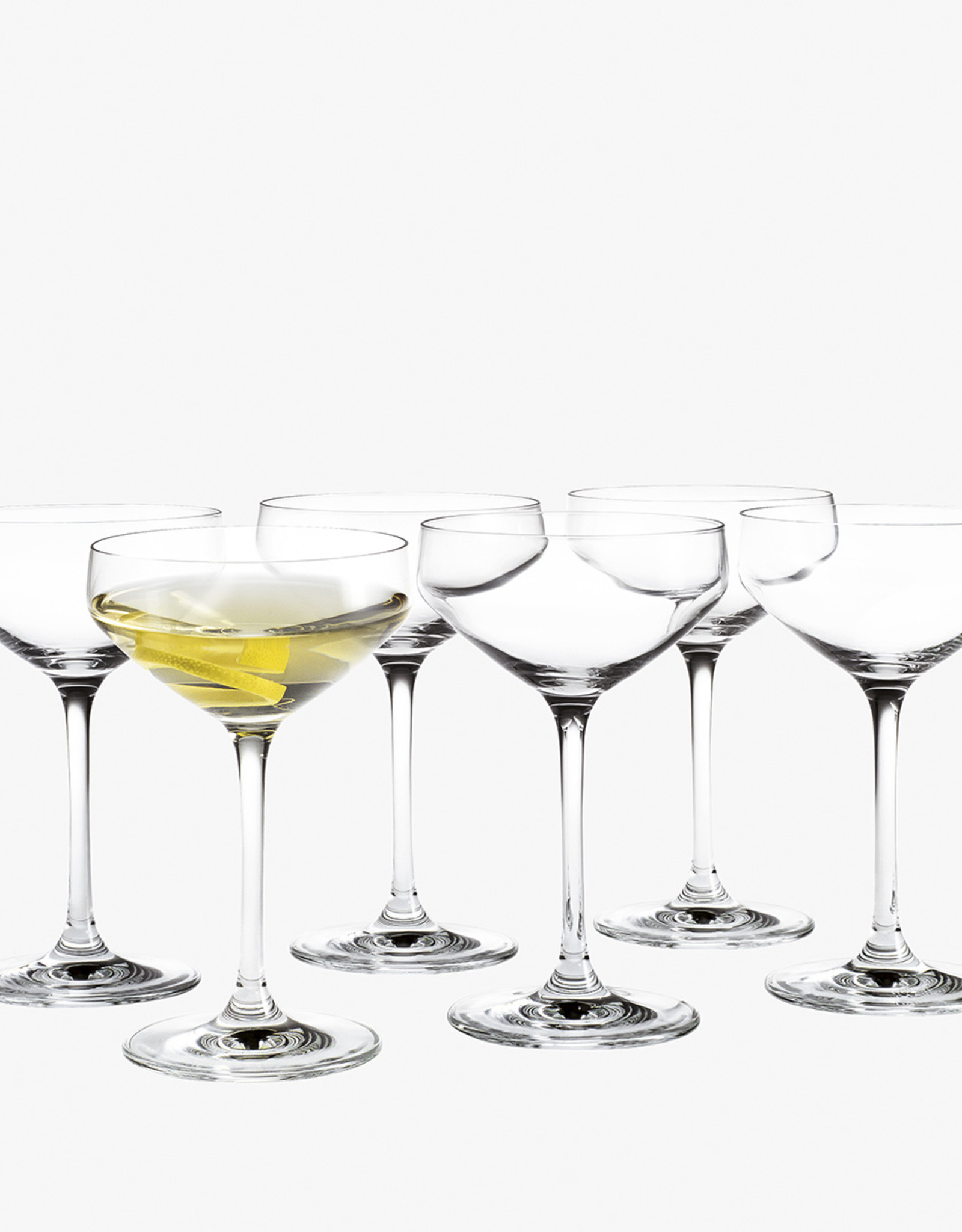 Perfection Martini Glasses by Tom Nybroe | Set of 6 | 29cl