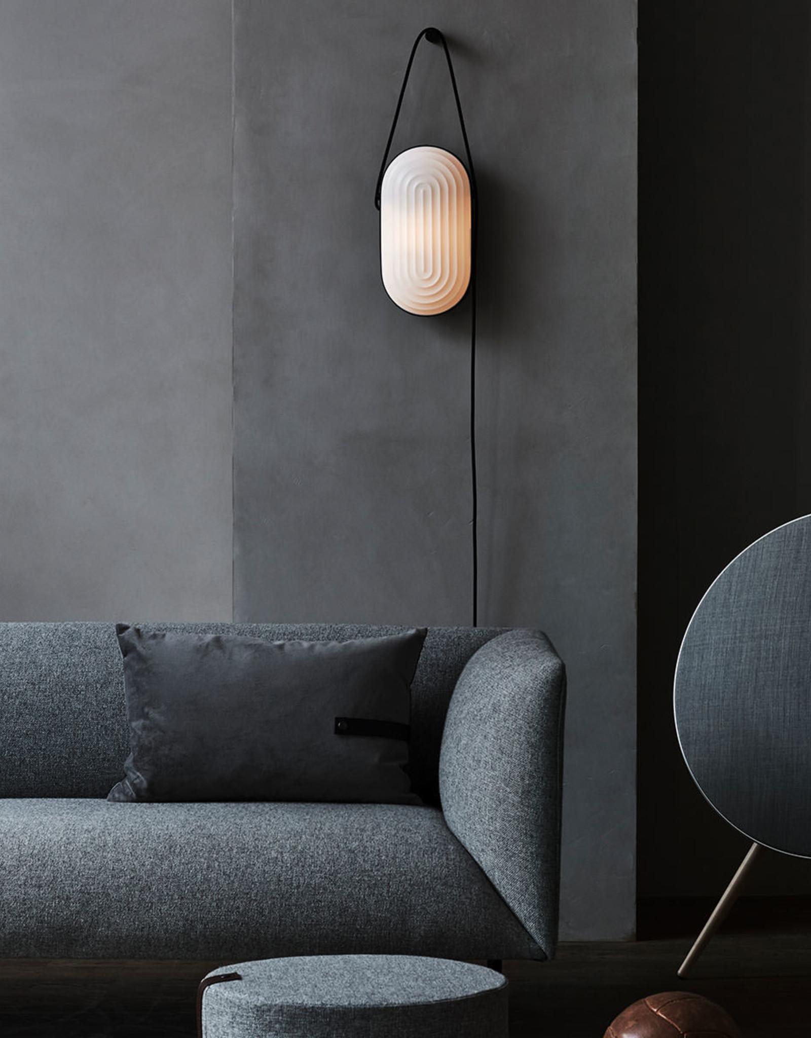 Arc 188S multi light by N.Neergaard & M.Hesseldahl   Plastic   Black