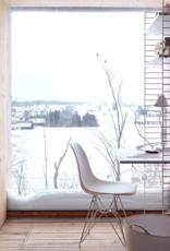 String String | Desk Bundle | Oak | White frame