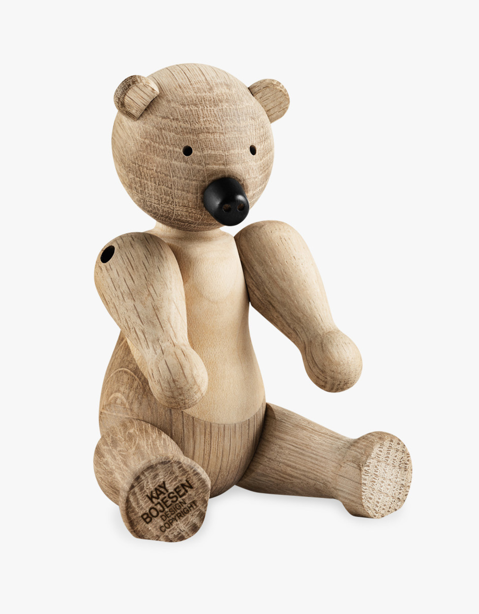 Bear by Kay Bojensen | S | Oak and maple