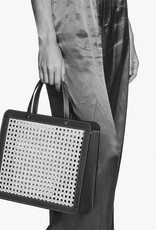 Classic Rattan Bag by Palmgrens | Undyed leather