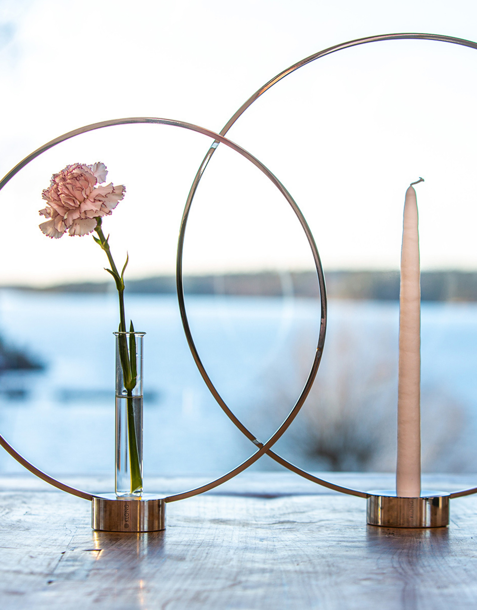 Flora Glass Insert for Gloria Ring by  Axel Bjurström | One Size