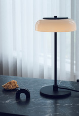 Nuura Blossi table light by Sofie Refer   Nordic black /opal