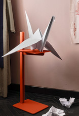 String Museum side table by TAF Studio