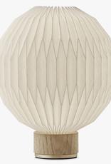 Model 375 table light by Esben Klint | S | Paper | Oak