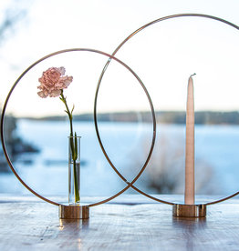 Gloria Ring by Mats Broberg and Johan Ridderstråle   Nickel   S