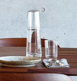 Water carafe  set with 2 glasses by Ingegerd Raman | 75cl