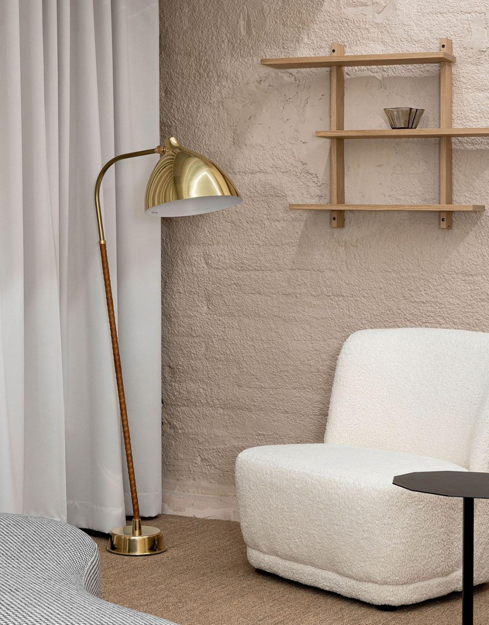 Lisa floor light by Lisa Johansson-Papeand