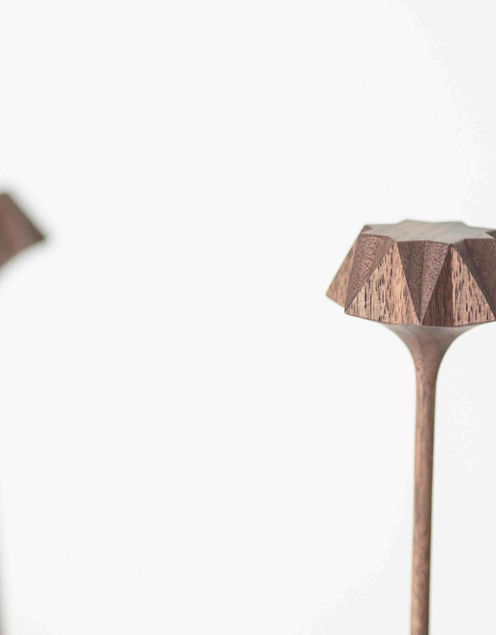 KUKKII sculpture shelf by Antrei Hartikainen